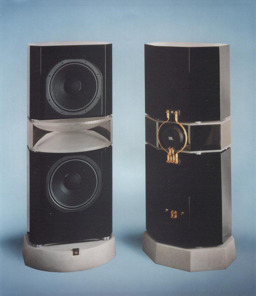 JBL K2-S9500 speakers, 1990